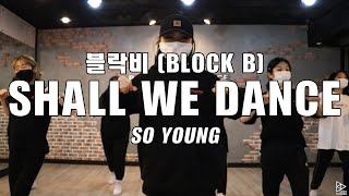 블락비 (Block B) - Shall We Dance│Choreography by (SOYOUNG)│동대문…