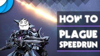 How to Speedrun the Plague Star Event | Warframe