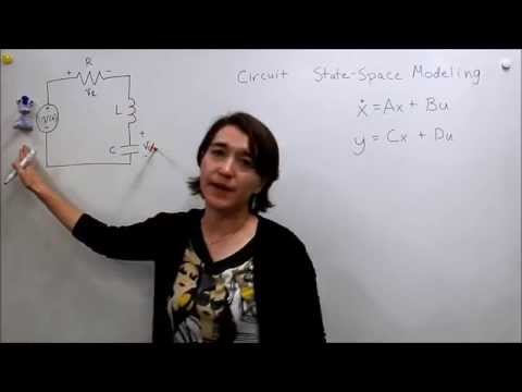 Intro to Control - 6.2 Circuit State-Space Modeling