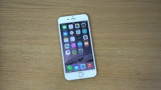 iPhone 6 iOS 8.1 Official - Review (4K)