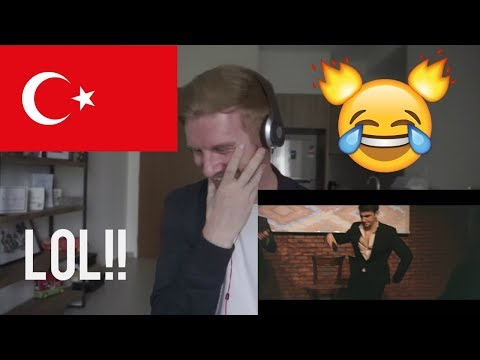 (LOL!!) BERKCAN GÜVEN-ROCKSTAR FT. EFE SAVAGE (Post Malone Rockstar Arabesque Cover) // REACTION