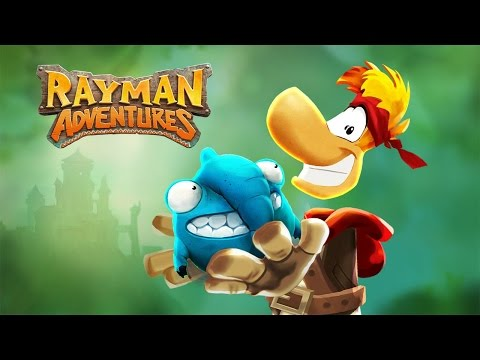 RAYMAN ADVENTURES - GAMEPLAY IOS/ANDROID
