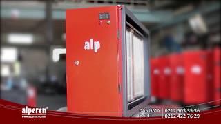 Elektrostatik Filtre - Erzurum / Alperen Mühendislik Video