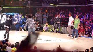 Juste Debout 2011 (Final HipHop) U.K. & Aldo vs. Les Twins