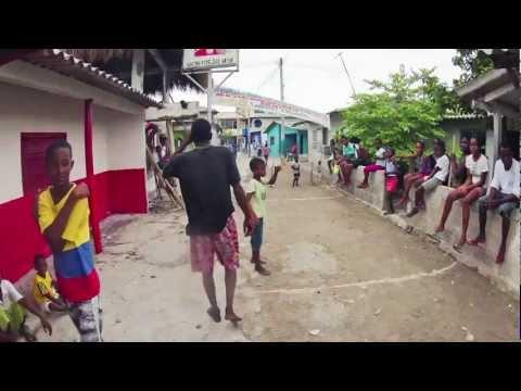 Santa Cruz del Islote walkthrough tour