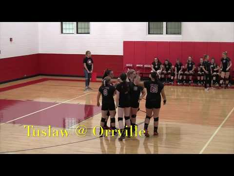 Tuslaw @ Orrville Volleyball