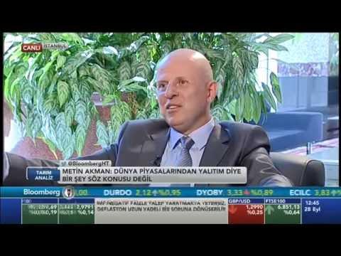 TÜSİAD YKÜ Metin Akman Tarım Analiz Programında Gıda Enflasyonu Konferansını Değerlendirdi