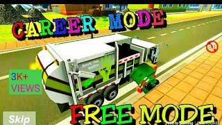 Garbage Truck Recycling Simulator 2018 | Truck Driving - Android GamePlay HD