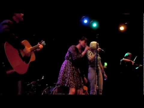 """Sophie Barker and Sia Furler """"Destiny"""" @ The Bootleg Theater Los Angeles CA 5-2-12"""