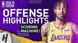 Download Brandon Ingram BEST Offense Highlights from 2018-19 NBA Season! NASTY Dunks, CLUTCH Plays! Mp3 and Videos