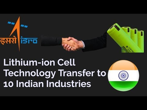 Top 10 Lithium Ion Battery Manufacturers In India By ISRO