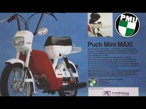 Puch Mini Maxi
