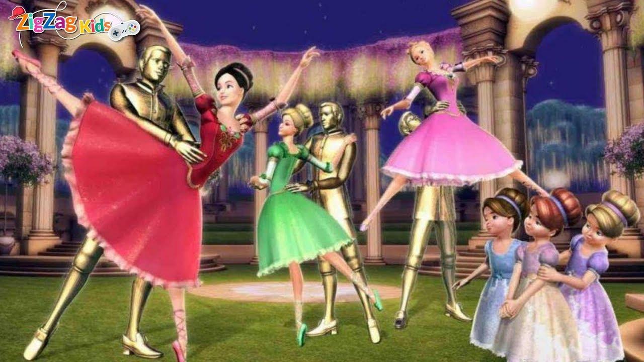 barbie 12 dancing princesses full movie viooz