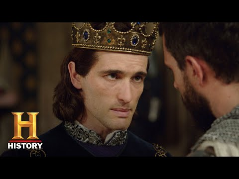 Knightfall: Who Is King Philip? (Season 1) | History