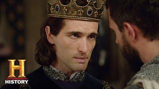 knightfall who is king philip? season 1 history