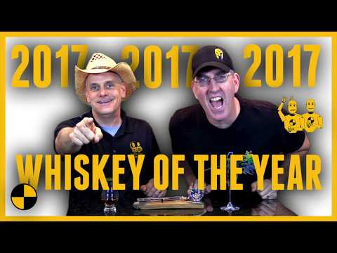 2017 Whiskey/Bourbon of the Year...Top 5 America and Rye included #411