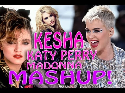 The Most Epic Katy Perry / Kesha / Becky G / Madonna Mashup EVER