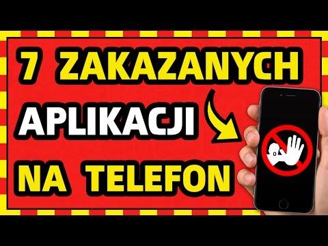7 ZAKAZANYCH APLIKACJI na TELEFON! 📱