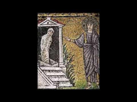 The Origin Of The Lazarus Story