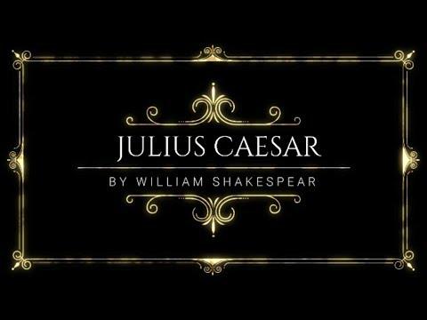 JULIUS CAESAR | INDIAN SCHOOL, SUR | 2016-17 | CLASS X - A | SULTANATE OF OMAN