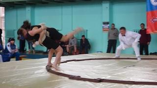 Чемпионат Приволжского Федерального округа по сумо
