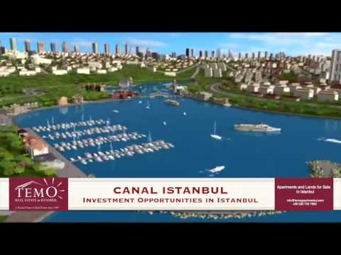 CANAL ISTANBUL PROJECT  -  مشروع قناة استانبول