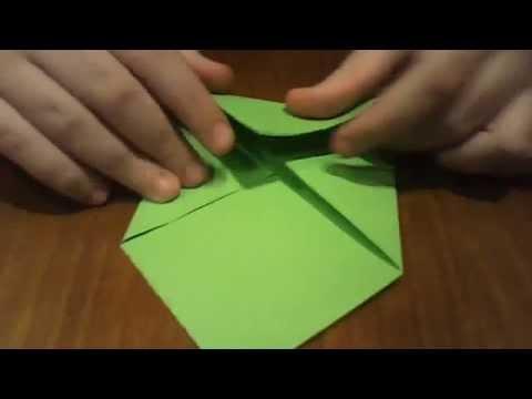 Como hacer un sobre de origami youtube - Como hacer un estor enrollable paso a paso ...