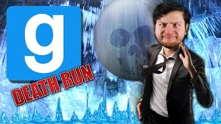 GMod DEATH RUN Funny Moments - FROSTY DOOM! (Garry
