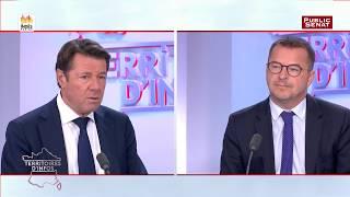 Préfet du Rhône : Christian Estrosi « salue la détermination du gouvernement »