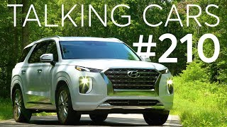 2020 Hyundai Palisade First Impressions | Talking Cars with Consumer Reports #210