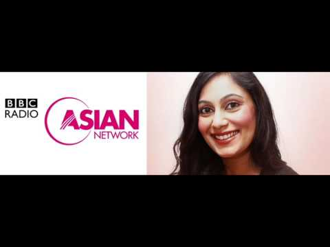 BBC Asian Network interviewing Baluji Shrivastav OBE on 20th Feb, 2017