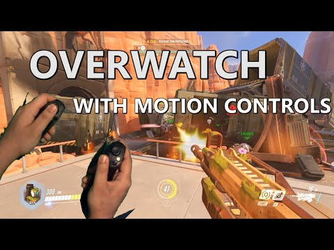 Motion Controlled: Overwatch with the Razer Hydra (Bastion, Soldier 76, and Junkrat)
