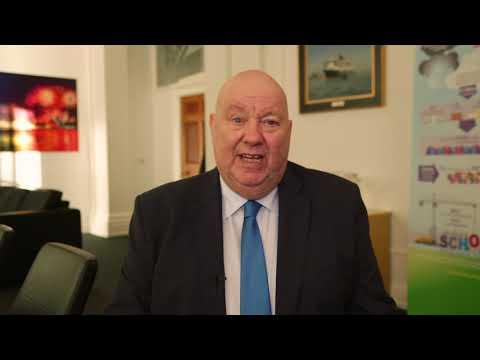 Messages From Mr Joe Anderson, Mayor Of Liverpool, United Kingdom