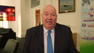 Messages from Mr Joe Anderson, Mayor of Liverpool, United Kingdom thumbnail