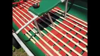 Coleman Crawdad Floor Modification