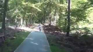fietsen veluwe Vierhouten, Samoza.