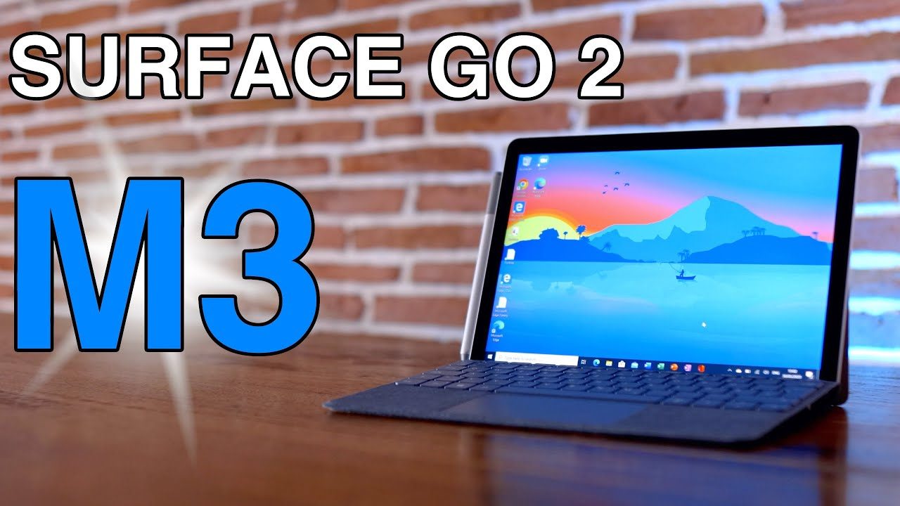 Surface GO 2 - M3 - REVIEW!!  - I was wrong!!