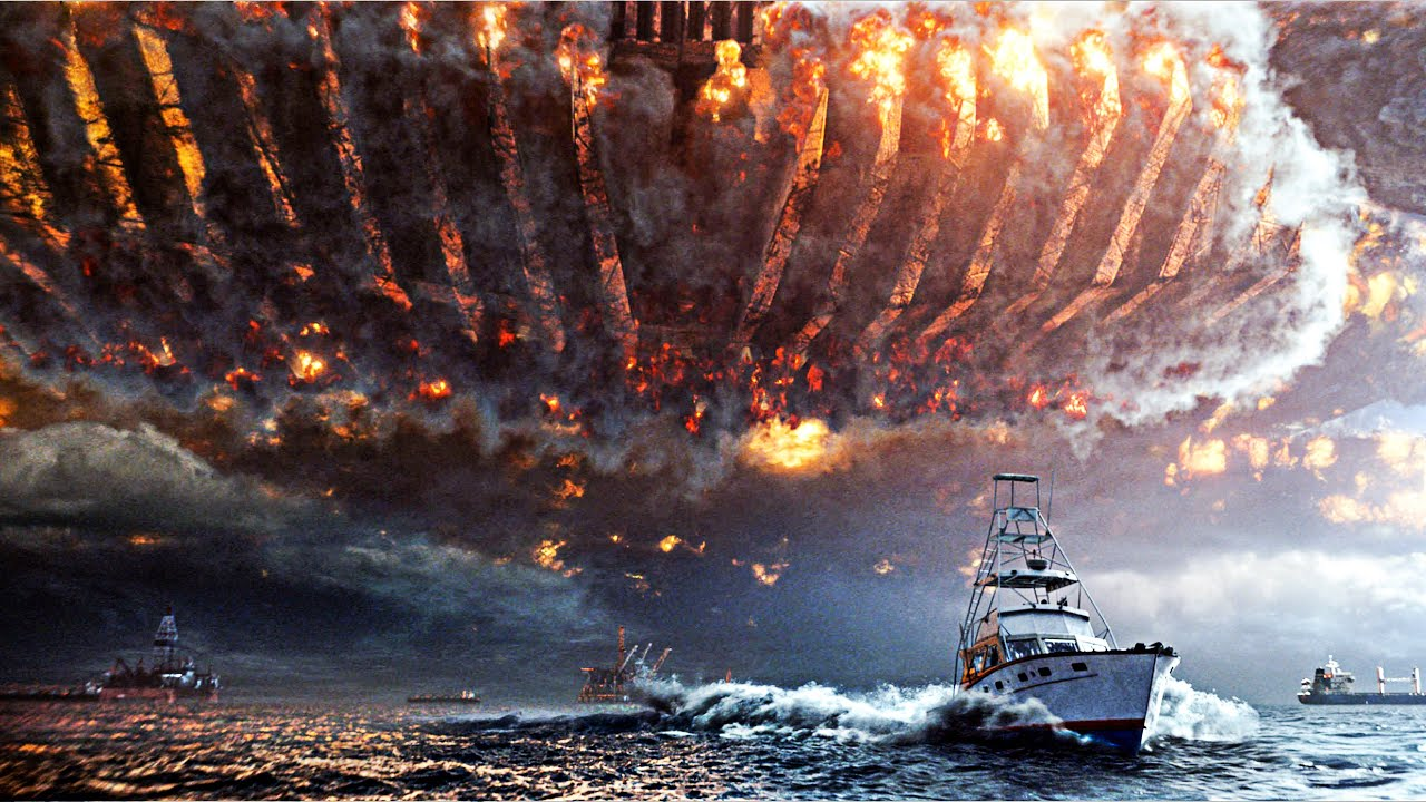 Independence Day 2 Trailer German