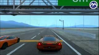 Repeat youtube video GT5 | Drag Race : McLaren F1 '94 VS Saleen S7 '02