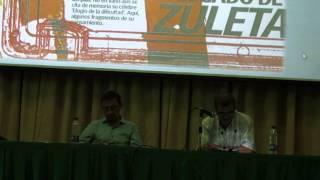 Estanislao Zuleta. Homenaje. Armenia, Feb. 27, 2015, Interviene Álvaro Bautista 1 de 4