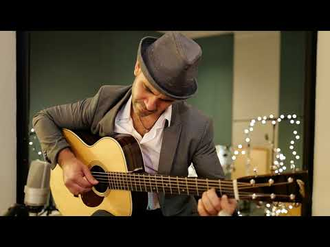 "Greg Diamond Solo Acoustic Guitar  ""Rastros"""