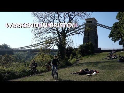 My Favourite English City 💓 | Bristol Vlog