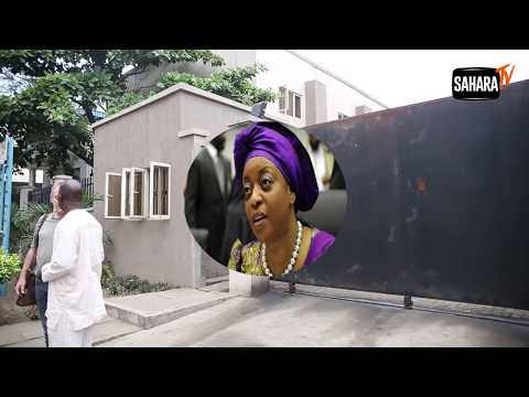 Inside The Multi-Million-Dollar Properties Owned By Diezani And Kola Aluko In Lagos