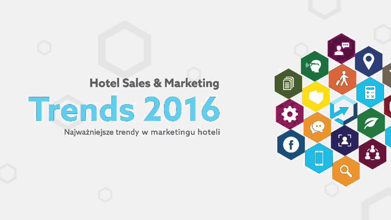 Hotel Sales & Marketing Trends 2016 - YouTube
