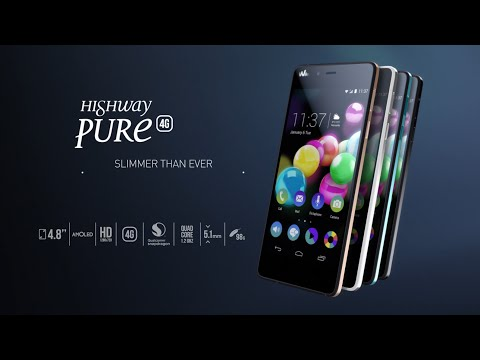 WIKO mobile - HIGHWAY PURE – Official Product Video