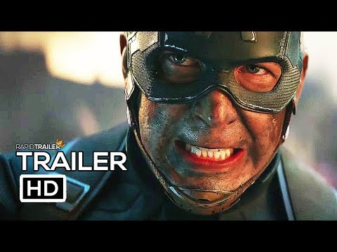 AVENGERS 4: ENDGAME Official Full online #2 (2019) Marvel, Superhero Movie HD