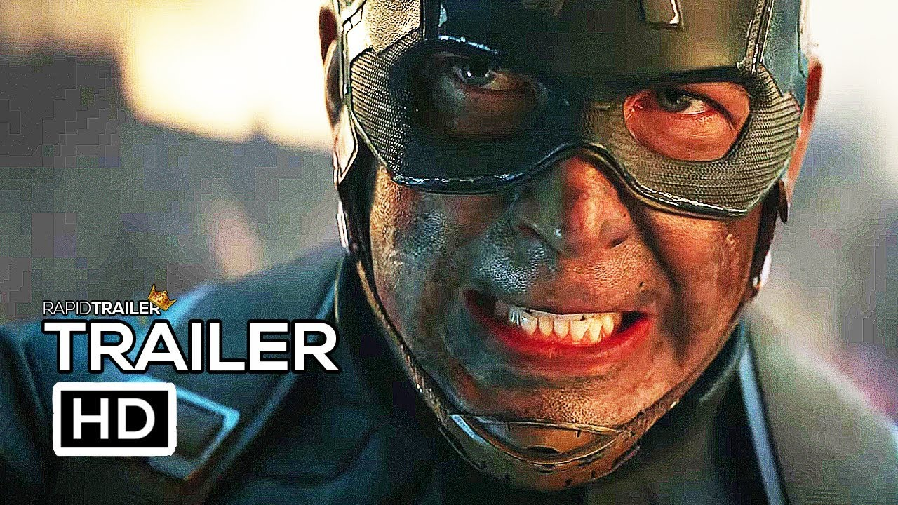 Avengers 4 Endgame Official Trailer 2 2019 Marvel