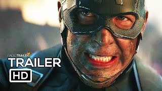 AVENGERS 4 ENDGAME  2 (2019) Marvel Superhero Movie HD
