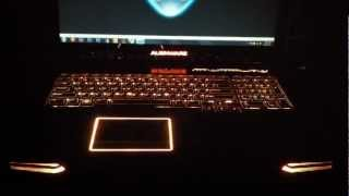 Alienware Dubstep Lightshow