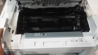 hp LaserJet Ultra MFP M134a Обзор после 6 месяцев эксплуатации МФУ принтер копир сканер